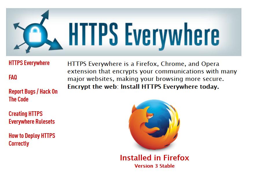secure browsing