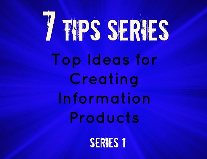 create your own information product