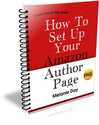 how to set up your amazon author page